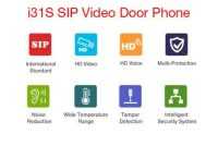 SIP Video Door Phone and intercom